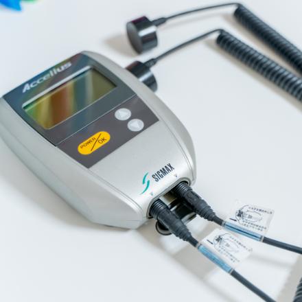 超音波骨折治療器